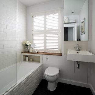 75 Most Popular Small Contemporary Bathroom Design Ideas for 2019 - Stylish Small Contemporary ...
