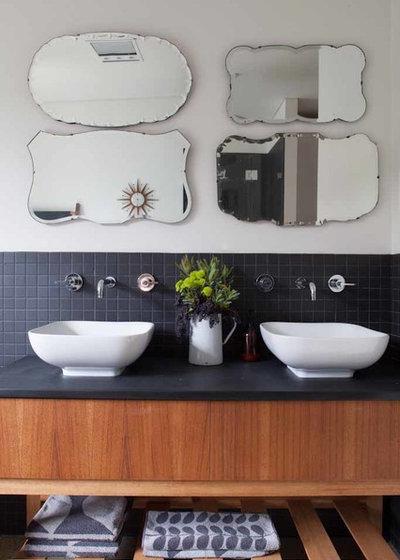 Trendy Badeværelse by One Small Room - OSR Interiors & Building Design