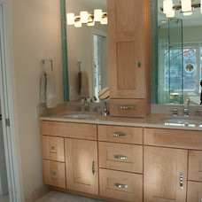 Contemporary Bathroom by O'Neil Architects