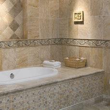 Mediterranean Bathroom by Koydol Inc.