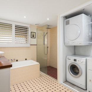 Retro Bathroom & Laundry