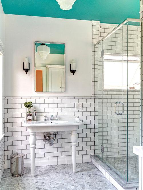 petite salle de bain victorienne photos et id es d co de salles de bain. Black Bedroom Furniture Sets. Home Design Ideas