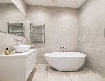 Retrofit Basement - Office, Media Room, Bathroom, Playroom, Utility, Guest Bed