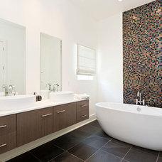 Contemporary Bathroom by Top Villas