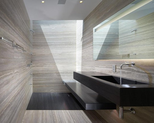 Silver Travertine Ideas, Pictures, Remodel and Decor