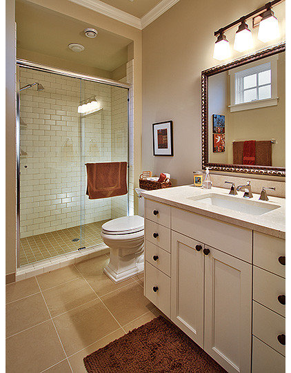 Traditional Bathroom by RGN Construction