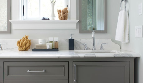 Bathroom Storage on Houzz: Tips From the Experts