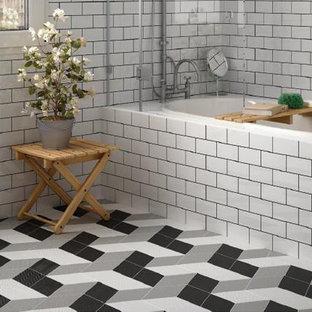 Rhombus Mix Series Porcelain Tile 5.5x9.5