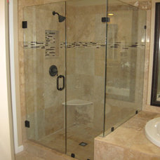 Contemporary Bathroom by Designing Home Inc.