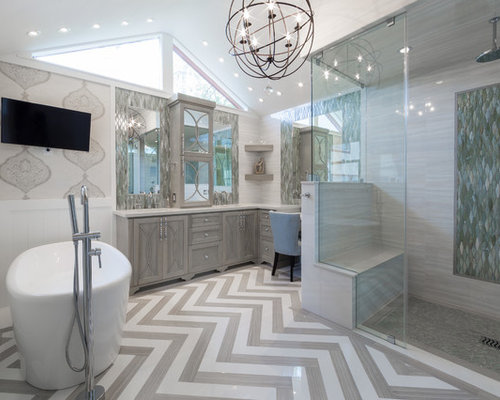 Daltile city lights home design ideas pictures remodel for Bathroom decor houston