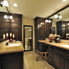 Traditional Bathroom by Cindy Aplanalp-Yates & Chairma Design Group