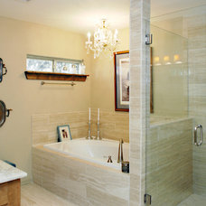Traditional Bathroom by Greenbrook Homes