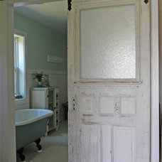 Farmhouse Bathroom by Sarah Greenman