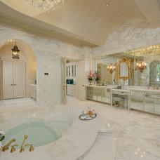 Mediterranean Bathroom by Patrick Berrios Designs