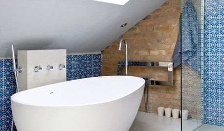 10 Lovely Loft Bathrooms Tucked Under a Sloping Roof