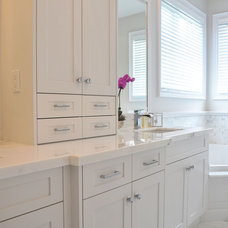 Contemporary Bathroom by Stacy McLennan Interiors