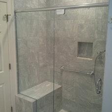 Traditional Bathroom by Designing Richmond