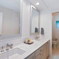 Modern Bathroom by Fordellis, LLC