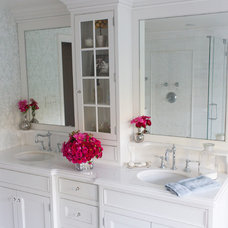 Traditional Bathroom by DRP Interiors