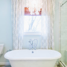 Traditional Bathroom by Redbud Construction Services