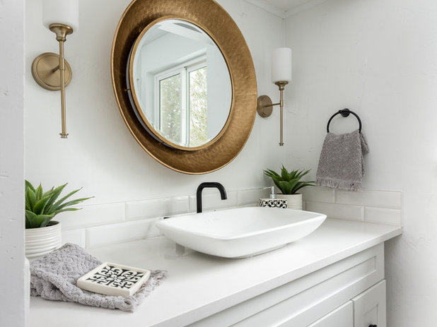 Contemporary Bathroom by Tim Cotter Photography