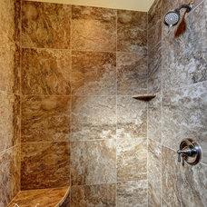 Contemporary Bathroom by The Design Room