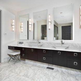 4b4f8e407fa3a 75 Most Popular Edmonton Marble Floor Bathroom Design Ideas for 2019 ...