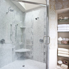 Traditional Bathroom by Karr Bick Kitchen and Bath