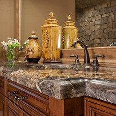Traditional Bathroom by Davis Design Group