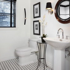 Modern Bathroom by RITA   Restyle, Reconstruct, Redsign
