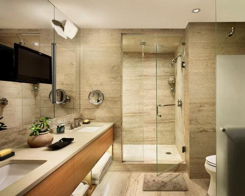 Windowless Bathroom Home Design Ideas Renovations Photos