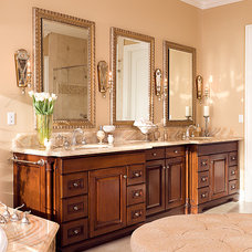 Mediterranean Bathroom by D for Design
