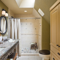 Traditional Bathroom by BC Custom Construction
