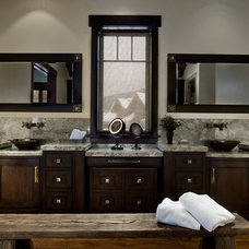Traditional Bathroom by Phillips Development