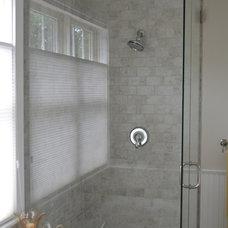 Traditional Bathroom by R.P. Morrison Builders, Inc.