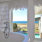 Shower Hardware Quot Miami Quot Modern Bathroom Miami By