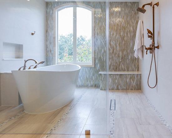 Bathroom Remodeling Houston Tx river oaks   houston, texas   tranquil spa master bathroom remodel