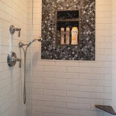 Traditional Bathroom by jka architect