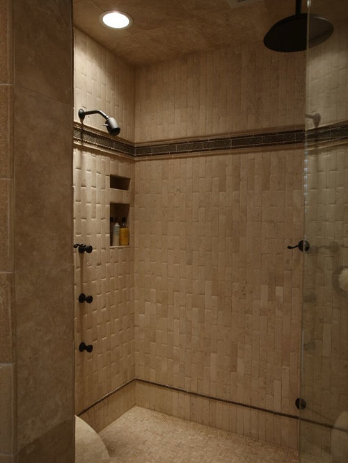 Arts And Crafts Bowed Front Bathroom Design Ideas