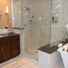 Contemporary Bathroom by Counter Dimensions