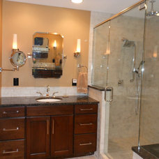 Traditional Bathroom by Counter Dimensions
