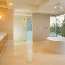Modern Bathroom by Project Designs Architects