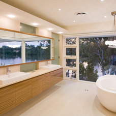 Contemporary Bathroom by Project Designs Architects