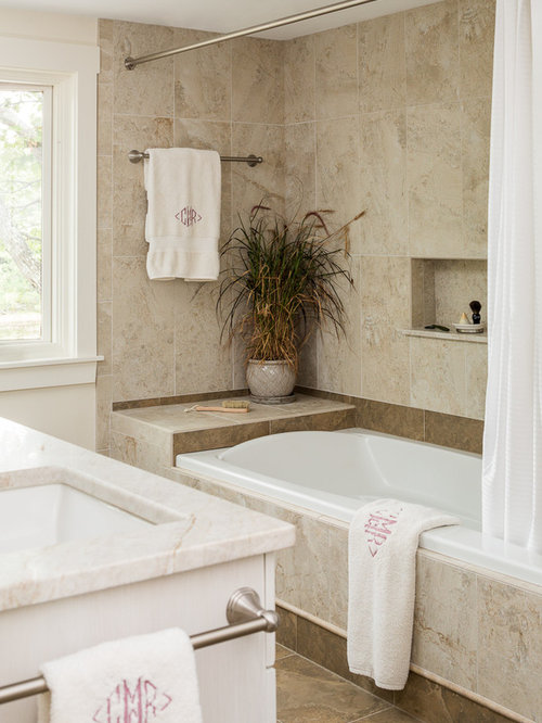 Country Portland Maine Bathroom Design Ideas Renovations Photos