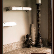 Traditional Bathroom by Sherri Fitzgerald - Ultimate Decor