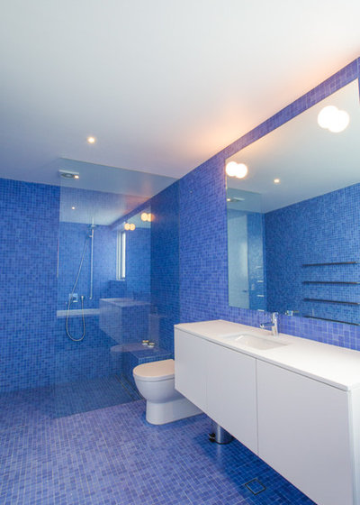 Contemporary Bathroom by Joinery By Empire