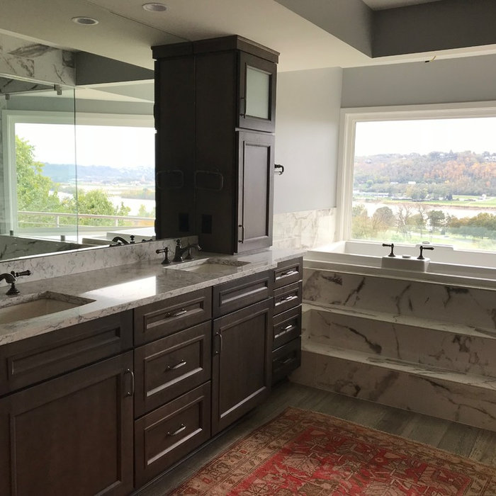RiverView Master Bath
