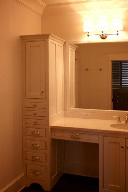 Traditional Bathroom by RJ Elder Design