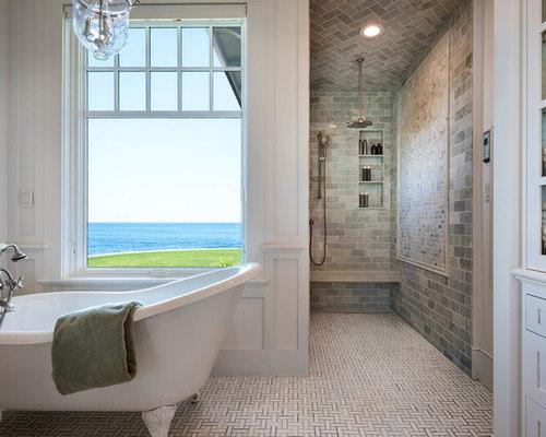 Portland Maine Bathroom Design Ideas Remodels Photos