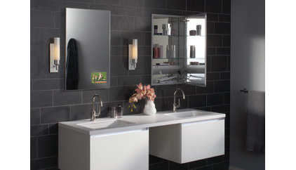 Contemporary Bathroom by Robern
